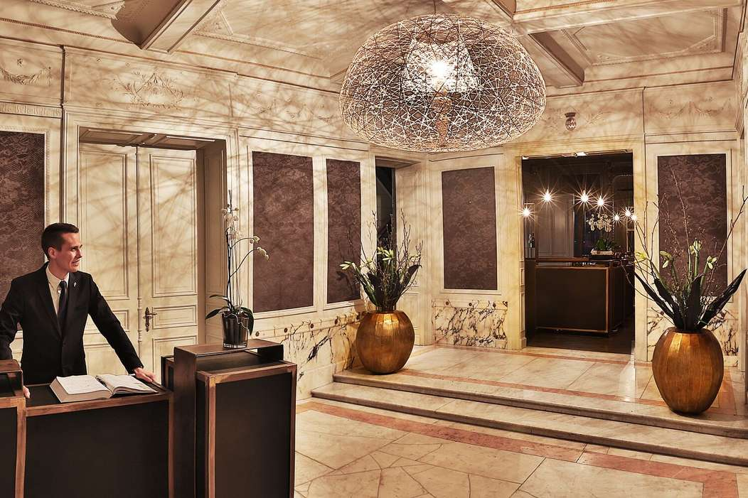 Accueil Hôtel du Domaine d'Arondeau