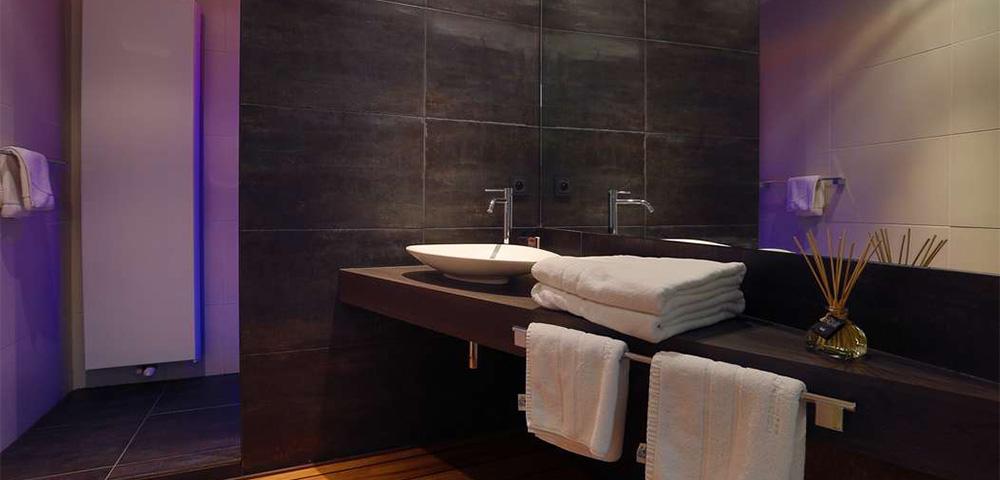 Salle de bain Hotel d'Arondeau