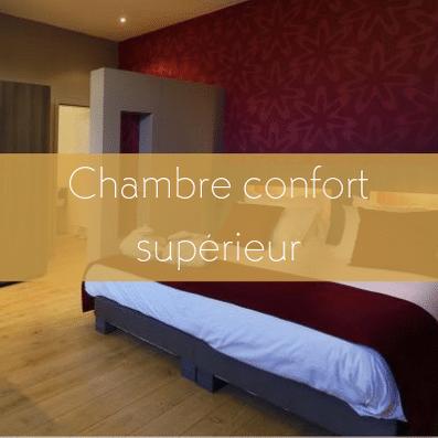 L'Impératif Domaine d'Arondeau - chambre confort supérieur
