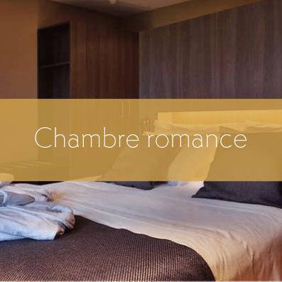 Domaine d'Arondeau - L'Impératif - chambre romance
