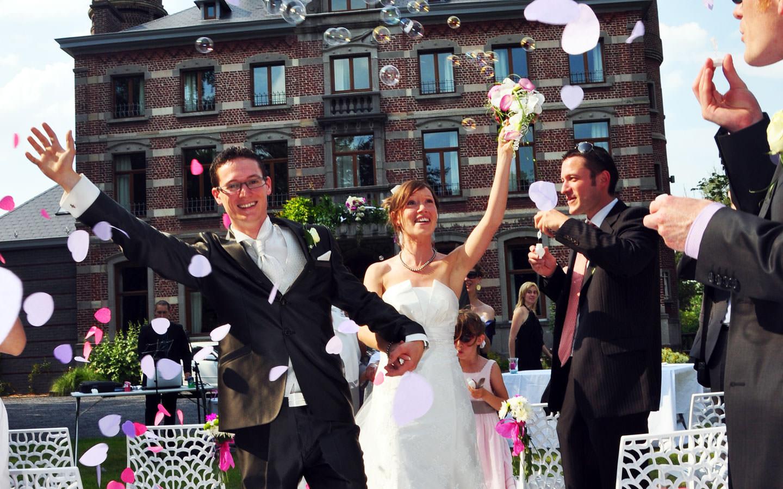 blog organiser son mariage château d'arondeau