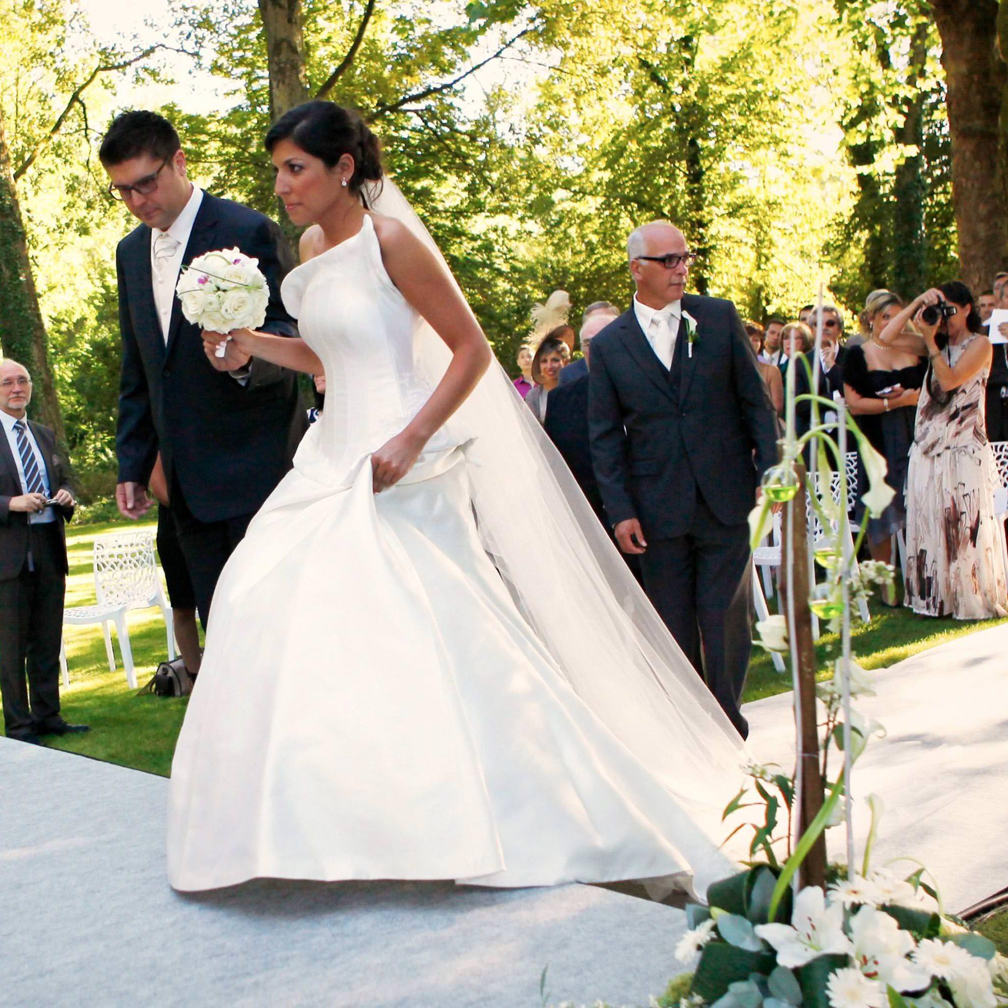 mariage et réceptions domaine d'arondeau