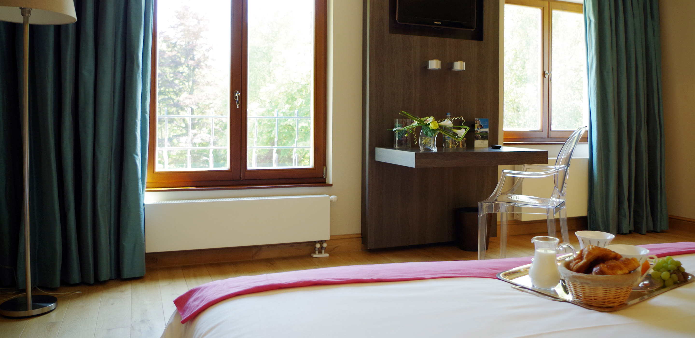 Chambre d'hôtel dans un cadre reposant à proximité de Valenciennes,Lille,Tournai,Mons
