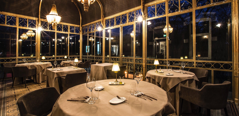 Restaurant l'Impératif Château d'Arondeau