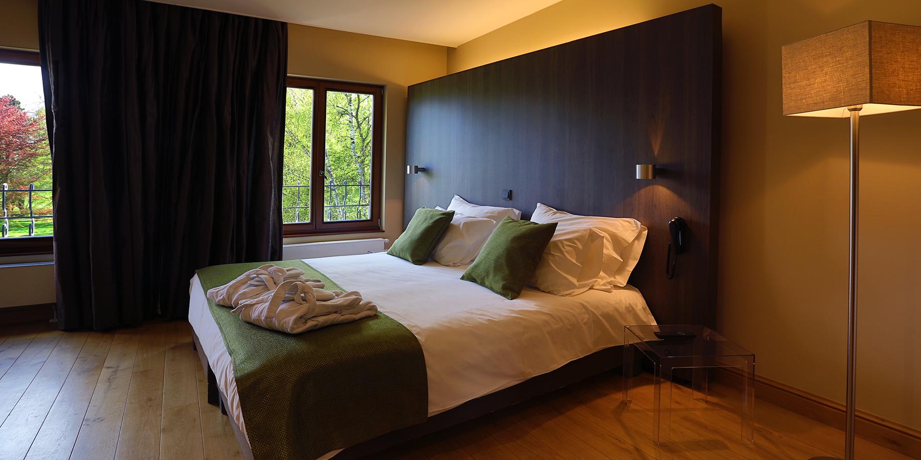 Chambre avec douche Tropicale