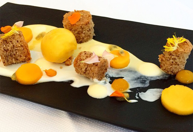 Création Benoit Neusy Chef étoilé